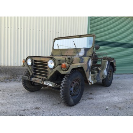 M151A2 MUTT