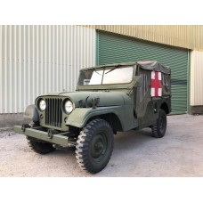 WILLYS M170 AMBULANCE