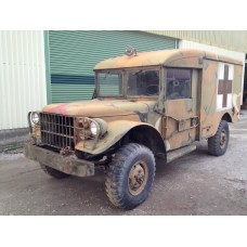DODGE M43 AMBULANCE