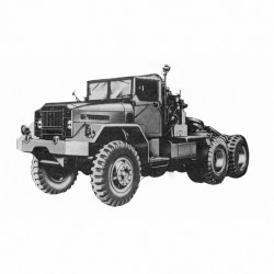 M123 TRACTOR 10TON
